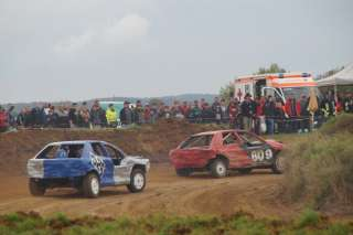 Stock Car Rennen in Exing 2017 am 27.08.2017