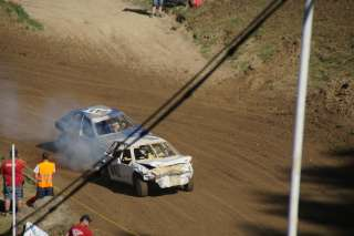 Stock Car Rennen in Aldersbach am 25.06.2017