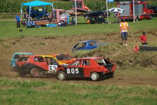 Stock-Car-Rennen in Holzhamm 2016 am 14.08.2016