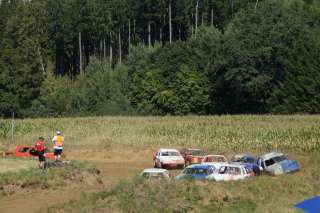 Stock Car Rennen in Holzhamm 2018 am 12.08.2018