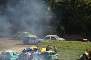 Stock Car Rennen in Aldersbach 2018 am 09.09.2018
