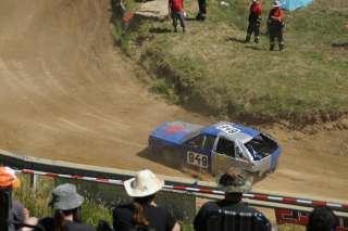 Stock Car Rennen in Solla 2018 am 06.05.2018