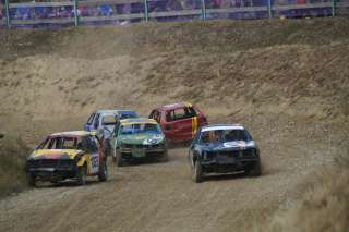Stock Car Rennen in Exing 2018 am 26.08.2018