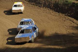 Stock-Car-Rennen in Aldersbach 2016 am 26.09.2016